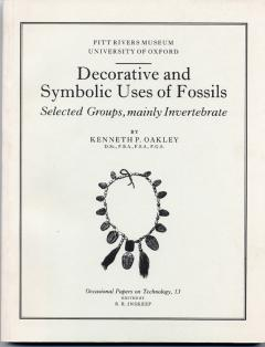 Occasional Paper: 'Decorative ... Uses of Fossils' by K.P. Oakley
