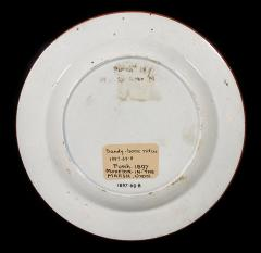 1897.69.8B Back of the Dandy-horse Plate